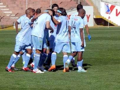 Real Garcilaso gana 3-0 a Sporting Cristal Foto: Radio Ovación