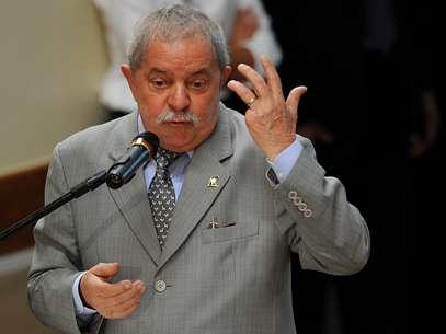 El conglomerado opositor se refirió así a las declaraciones de solidaridad que Lula transmitió ayer a Chávez, quien buscará la reelección en los comicios de octubre, mediante un vídeo grabado en el acto de clausura del XVIII Foro de Sao Paulo, celebrado en Caracas. Foto: Getty Images