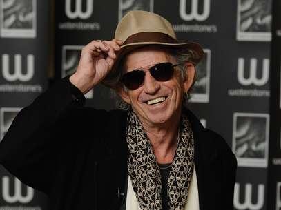 El guitarrista de los Rolling Stones Keith Richards, que mantiene una relación muy complicada con su compañero de banda Mick Jagger, admira la autodisciplina del cantante, aunque este a veces pueda llevar su obsesión demasiado lejos. Foto: Getty Images