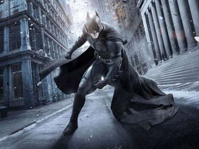 "Batman, ""The Dark Knight Rises"" Foto: Difusión"
