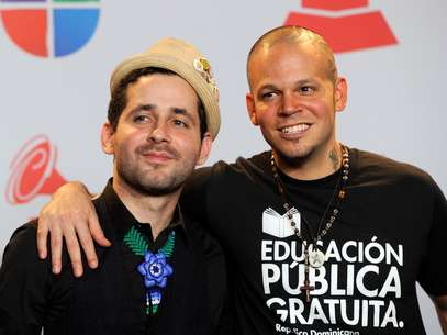 Calle 13 Foto: Getty Images