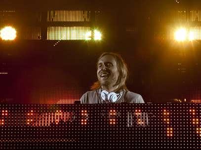 David Guetta Foto: Gabriel Pecot / Terra