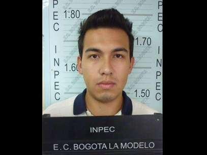 Carlos Cárdenas enfrenta un proceso por su presunta participación en la muerte de Luis Andrés Colmenares, quien falleció en circunstancias que son materia de investigación la madrugada del 31 de octubre de 2010. Foto: Inpec