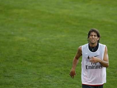 La amistad de Maxwell con Ibrahimovic fue clave en su fichaje. Foto: AFP