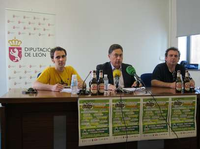 Álvaro Gutiérrez, Marcos Martínez Y Luis Manuel Prieto Foto: Europa Press
