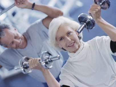 El ejercicio de resistencia, como levantar pesas, es particularmente efectivo para la memoria. Foto: Referencial/Thinkstock