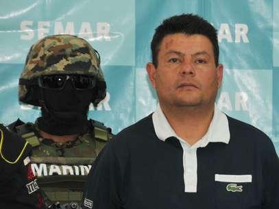 Jesús Torres Solórzano es responsable del trasiego de drogas en Guatemala y el norte de México. Foto: EFE