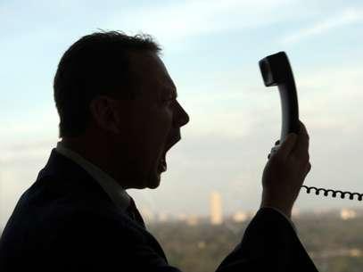 Insultar al operador telefónico hasta sería bueno para la salud.  Foto: THINKSTOCK