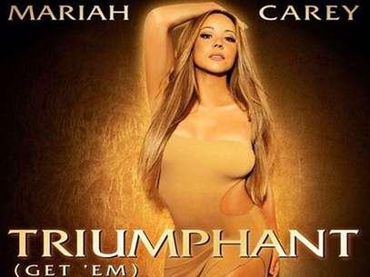 Carey siempre se ha destacado por exponer su voluptuosa figura en portadas de discos y en sus videos musicales. Foto: Twitter Oficial, Mariah Carey