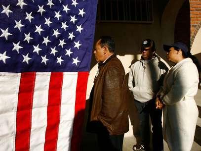 Más de 23 millones de hispanos estarían en condiciones de registrarse paea votar. Foto: Getty Images