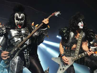 ¿Vuelve KISS? Foto: Getty Images