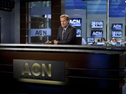 Jeff Daniels interpreta a Will McAvoy, el presentador de 'News Night'. Foto: HBO