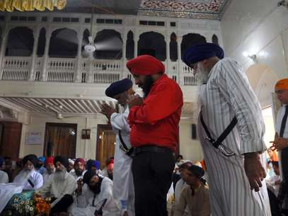 There are over 30 million people that practice the Sikh religion in the world. Foto: Getty Images