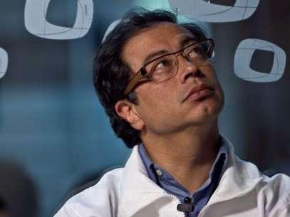 El alcalde de Bogotá, Gustavo Petro, fue internado nuevamente en la Clínica Santa Fe por orden médica. Foto: Archivo / Terra Colombia