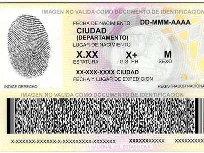 Hay cédulas de ciudadanía que han permanecido por más de cinco años en los inventarios de las registradurías. Foto: Reproducción
