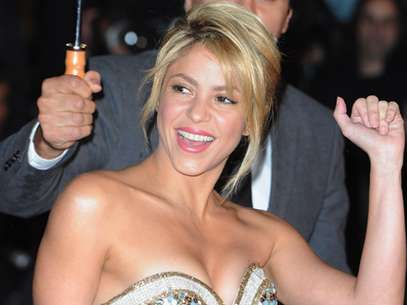 Shakira. Foto: Getty Images