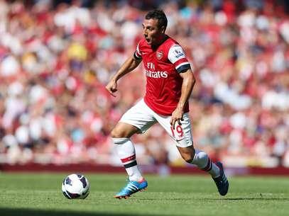 Arsenal decepcionó a los miles de seguidores que asistieron al Emirates. Foto: Getty Images