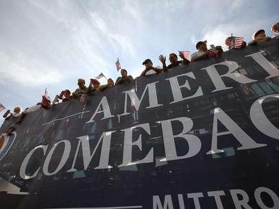 Los republicanos han moderado su discurso en cuanto al tema migratorio, mientras Obama sigue prometiendo al reforma migratoria.  Foto: Getty Images