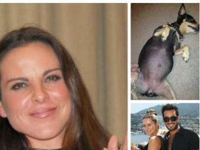 Foto: Kate se mofa del embarazo de Lola Ponce / Terra