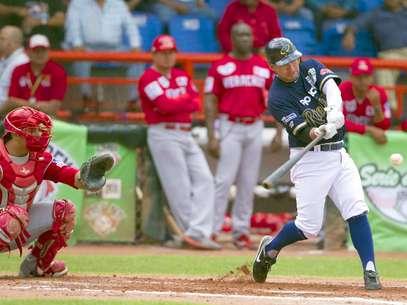 Rojos del Águila y Rieleros dieron un gran juego en la final de la Liga Mexicana de Beisbol 2012 Foto: Mexsport
