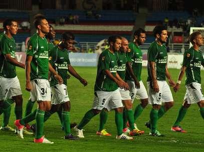Deportivo Cali cayó derrotado en el Pascual Guerrero 3-1 ante Deportes Tolima por la octava fecha de la Liga Postobón II-2012 Foto: Terra