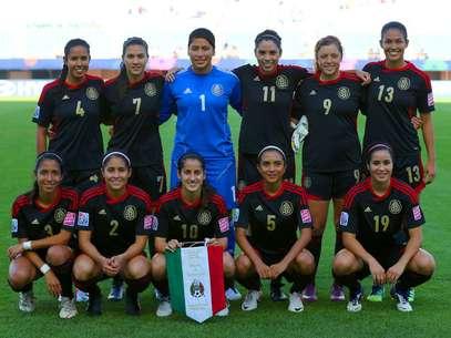 La Selección Mexicana Femenil Sub 20 buscará su pase a semifinales en el Mundial de Japón Foto: Martin Rose - FIFA / Getty Images