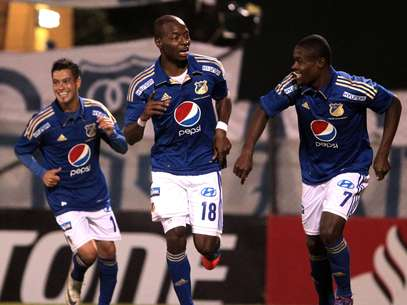 Con Wason Renteria y Wilberto Cosme en el ataque, Millonarios buscará la victoria frente a Itagüí Foto: EFE en español