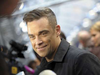 Robbie Williams. Foto: Getty Images