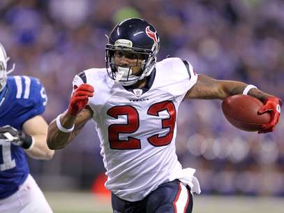 Arian Foster and the Houston Texans have the talent to reach the Super Bowl this year. Foto: Getty Images