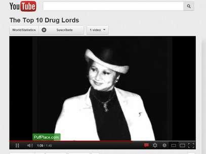 Griselda Blanco fue considerada una de las mujeres más ricas del mundo. (Imagen tomada de un video de YouTube) Foto: YouTube