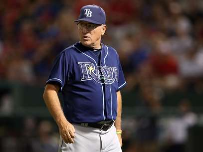 Joe Maddon didn't take long to fire back at his rival.  Foto: Getty Images
