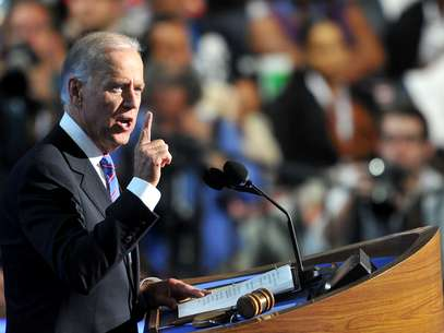 Joe Biden destacó el asesinato de Osama Bin Laden. Foto: Getty Images
