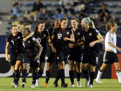 The US Women under 20 team beat Germany to win the World Cup Foto: Getty Images