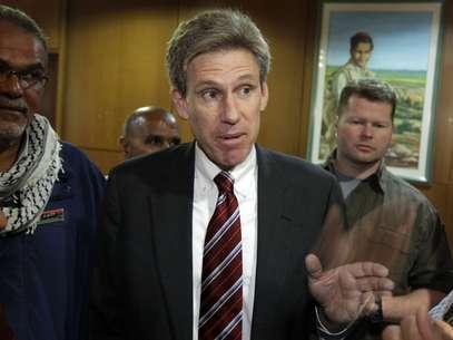 El embajador Stevens fue descrito por Obama como 'un representante valiente y ejemplar de Estados Unidos'. Foto: AP