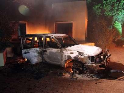 El ataque ocurrió en el Consulado de EE.UU. en Bengasi, Libia. Foto: Getty Images