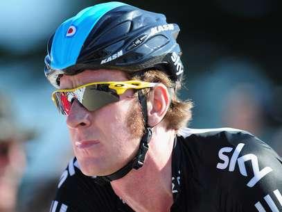 El ciclista británico Bradley Wiggins, campeón del Tour de Francia 2012 Foto: Getty Images