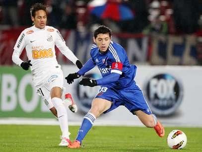 José Rojas podría continuar su carrera en Brasil. Foto: Photosport