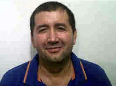 "Alleged Colombian drug trafficker Daniel Barrera, known as ""Loco Barrera"", is seen in this handout photo provided by the national police on September 18, 2012. Foto: National Police / Reuters In English"