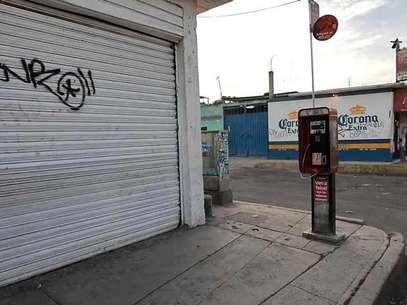 Ayer en la madrugada fueron hallados los cadáveres de dos hombres decapitados en Valle de Chalco. Foto: Reforma