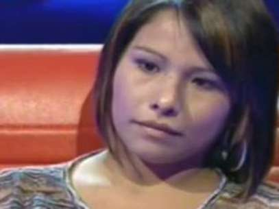 Ruth Thalía Sayas Sánchez. Foto: Captura