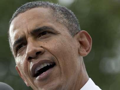 El mandatario estadounidense aventaja a Romney en uno de los estados clave para asegurar el triunfo. Foto: AP