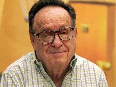 Chespirito vuelve a ser noticia en redes por una falsa muerte. Foto: Twitter