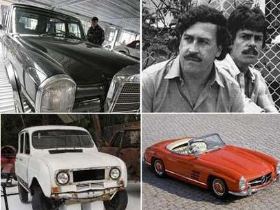 Fotos Los autos de Pablo Escobar Foto: Getty/AP / Terra Autos