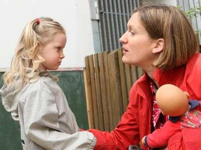 Enseñarle normas y límites educa a los niños para saber lo que está permitido hacer y lo que no. Foto: Getty Images