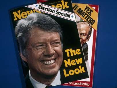 Portada de una de las ediciones especiales de la revista Newsweek. Foto: AP