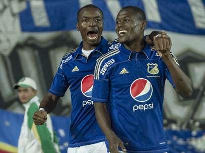 Millonarios avanzó a cuartos de final de la Sudamericana tras superar a Palmeiras Foto: David Felipe Rincón / Terra