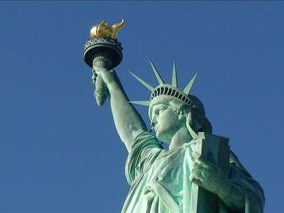 La Estatua de la Libertad reabre mañana su corona tras un año de restauración Foto: Agencia EFE / © EFE 2012. Está expresamente prohibida la redistribución y la redifusión de todo o parte de los contenidos de los servicios de Efe, sin previo y expreso consentimiento de la Agencia EFE S.A.
