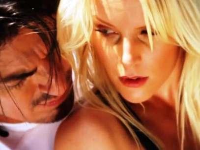Apareció el famoso video porno de la sueca de Showmatch, la rubia Alexandra Larsson Foto: web