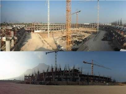 El costo de la construcción se estima en 200 millones de dólares. Foto: Cortesía