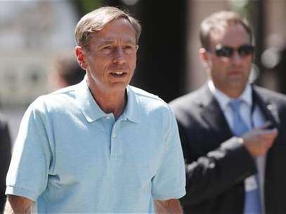 Director of the Central Intelligence Agency General David Petraeus attends the Allen & Co Media Conference in Sun Valley, Idaho July 12, 2012. Foto: Jim Urquhart / Reuters